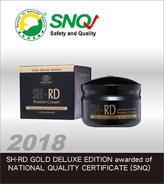 SH-RD GOLD DELUXE EDITION awarded ofNATIONAL QUALITY CERTIFICATE (SNQ)