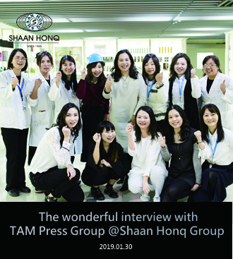 The wonderful interview with TAM Press Group